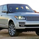 Top Luxury SUV for the Modern Man in 2013