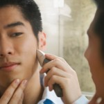 Grooming and Growing Sideburns