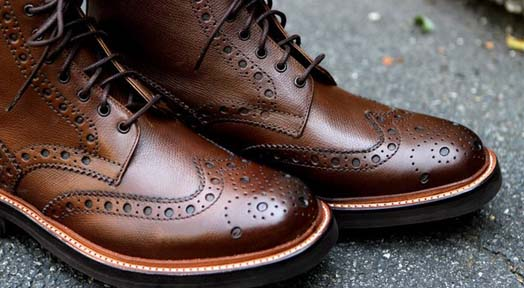 Best Men's Dress Shoes for Cold Weather | Men's Fit Club