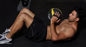 Medicine Ball Core Strength Training