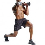 Dumbbell Lunge Exercises for Ripped Legs
