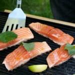 Health Fit Recipes for Men – Grilled Fish & Vegetables