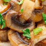 Four Health Benefits of Mushrooms