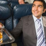 How to Get a First Class Upgrade While Flying