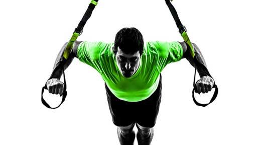 What is TRX Suspension Training