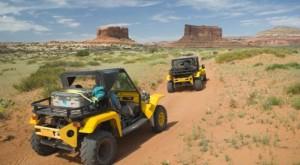 Sedona Valley Jeep Tours